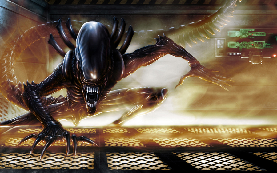 Speltest: Alien Isolation