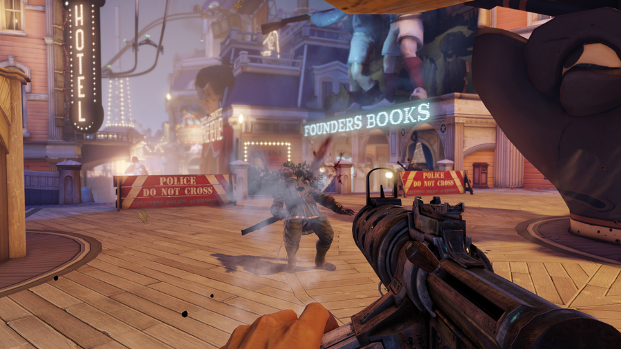 Spelrecension: Bioshock Infinite
