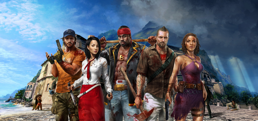 Speltest: Dead Island